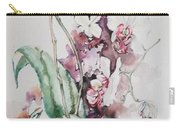 For The Love Of Orchids Carry-all Pouch