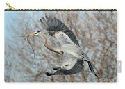 For The Nest Too Carry-all Pouch