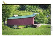 Foraker Covered Bridge  Carry-all Pouch