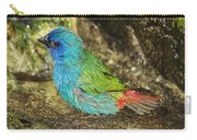 Forbes Parrot Finch Carry-all Pouch