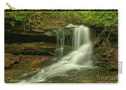 Forbes State Forest Cole Run Cave Falls Carry-all Pouch
