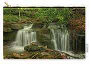 Forbes State Forest Twin Falls Carry-all Pouch