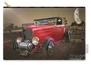 Ford Coupe Cartoon Photo Abstract Carry-all Pouch