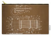 Ford Engine Lubricant Cooling Attachment Patent Drawing 1a Carry-all Pouch