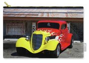 Ford Flaming Hot Rod Carry-all Pouch