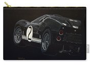 Ford Gt40 Racing Carry-all Pouch