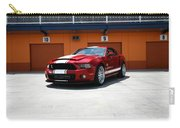 Ford Mustang Shelby Gt500 Carry-all Pouch