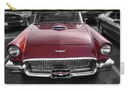 Ford Thunderbird Red V1 Carry-all Pouch