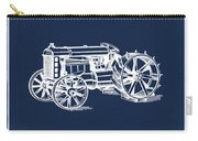 Ford Tractor Patent 1919 Carry-all Pouch