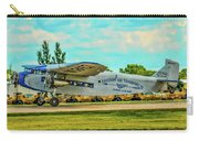 Ford Tri-motor Carry-all Pouch
