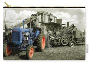 Fordson And The Threshing Machine Carry-all Pouch