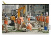 Foreign Workers - Manama Bahrain Carry-all Pouch