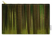 Forest Abstract01 Carry-all Pouch