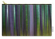 Forest Abstract02 Carry-all Pouch