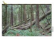 Forest And Ferns Carry-all Pouch