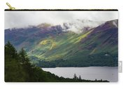 Forest And Lake Derwent Water Drama Carry-all Pouch