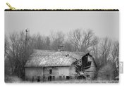 Forest Avenue Barn Bw Carry-all Pouch