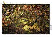 Forest Butterfly Carry-all Pouch