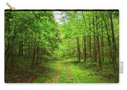 Forest Byway Carry-all Pouch