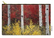 Forest Color Carry-all Pouch