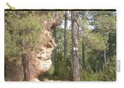 Forest Face Carry-all Pouch