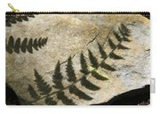 Forest Fern Shadows Carry-all Pouch