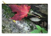 Forest Floor In Autumn Carry-all Pouch