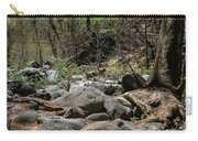 Forest Floor Near Oak Creek Carry-all Pouch