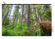 Forest Floor Of Hoh Rain Forest Carry-all Pouch