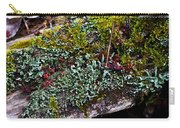 Forest Floral Delight Carry-all Pouch