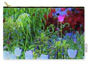 Forest Flowers Different One Carry-all Pouch