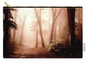 Forest Fog Carry-all Pouch