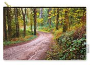 Forest Footpath Carry-all Pouch by Carlos Caetano
