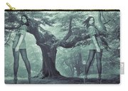 Forest Harmony Carry-all Pouch