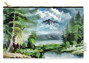 Forest Impression 18 Carry-all Pouch