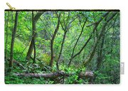 Forest In Hdr Carry-all Pouch