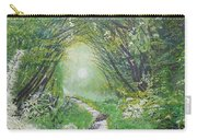 Forest In Spring Carry-all Pouch