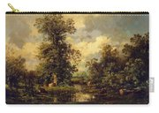 Forest Landscape 1840 Carry-all Pouch