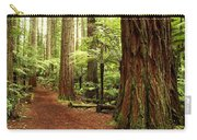 Forest Carry-all Pouch by Les Cunliffe