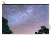 Forest Night Light Carry-all Pouch