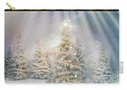 Forest Of Trees In The Light Carry-all Pouch