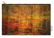Colorful Forest, Smoky Mountains, Tennessee Carry-all Pouch
