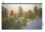 Forest Sunrise Beach Carry-all Pouch