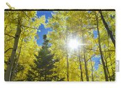 Forest Sunshine Carry-all Pouch