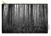 Forest Thru The Trees Carry-all Pouch