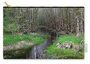 Forest Trees Creek Pathway Carry-all Pouch