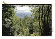 Forest View From Mt Tamalpais Carry-all Pouch
