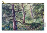 Forest Wildflowers Carry-all Pouch