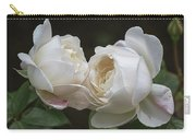 Forever And Always - Desdemona Roses Carry-all Pouch