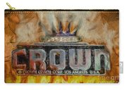 Forged In Fire - Crown - Oil Carry-all Pouch